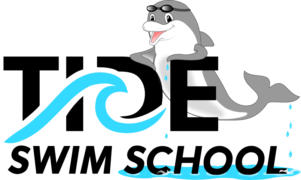 Logo TIDE Swim School_w_Dolphin_transparent.png