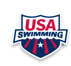 USA Swimming LARGE Logo