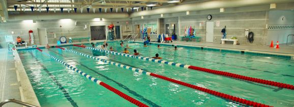 Picture of the Taylor Bend Family YMCA  indoor pool
